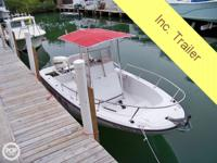 1996 Boston Whaler 19 Outrage This listing has now been