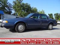 This is one Sharp Buick Century with Extra Low Miles !!