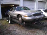1996 buick park ave parts this car was in great