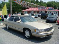 Options Included: N/AFully Loaded! Well kept DeVille