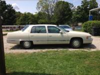 Looking to make room so letting our Deville go.