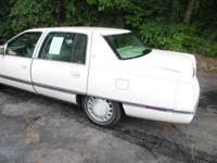 1996 Cadillac Deville to be used as a project car /