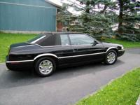 1996 Cadillac Eldorado. Gold pkg. Stainless fender
