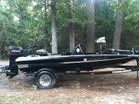 boat needs new seats, batteries, trailer tires and a