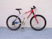 Up for sale is a 1996 Cannondale  F700 Mountain Bike.