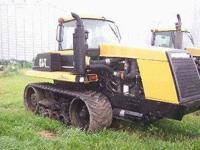 8000 Hours, 375 HP, Track Drive, 30 Inch Tracks With