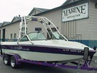 KEY FEATURES: Fuel Injected V-8 Engine Wakeboard Tower