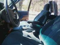 1996 Z71 EXTENDED CAB 143,000 MILES BODY AND INTERIOR