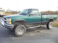 Options Included: Full Size Spare Tire, Steel Wheels,