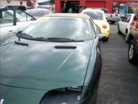 Options Included: Convertible, Alloy Wheels, Spoiler,