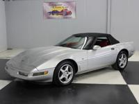 Stk#143 1996 Chevy Corvette Collector Car Edition There