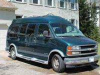 1996 Chevrolet Express in Excellent Condition Green