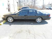 1996 CHEVROLET IMPALA SS VIEWING CAR BY APPOINTMENT