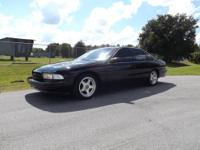 FOR SALE IS A 1996 CHEVY IMPALA SS WITH 89K ORIGINAL