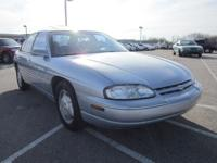 Options Included: N/AThis is a 1996 Chevy Lumina LS.