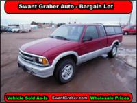 1996 Chevrolet S-10 LS - Swant Graber Auto Group