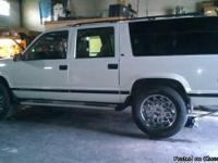 Make: Chevrolet Model: Suburban Year: