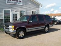 1996 Chevrolet Tahoe 4-Door 4WD 5.7L V-8 Engine