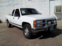 1996 Chevy 1500 Z71 4x4 for sale! V8 engine Automatic