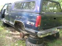 1996 chevy short bed. no rust. $400 obo  Location: