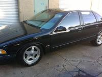 1996 Chevrolet Impala Super Sport. One owner car, owned