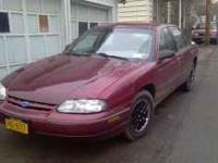 I am selling my 1996 Chevy Lumina. the car is in good