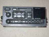 Factory 1996 Chevrolet Tahao Stereo with CD Player -