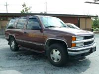 1996 Chevy TAHOE LT !!! $2759.00!!! NEW TRANY with