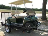 For sale by owner - 1996 Club Car with brand new