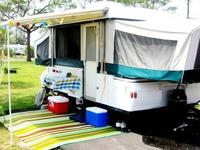 1996 Fleetwood Pop-Up Camper by Coleman...in great