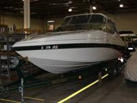 I 'M OFFERING MY 1996 CROWNLINE WITH JUST 338 HRS ON