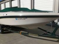 1996 Crownline 225 BR. Here is a One-of-a-Kind older