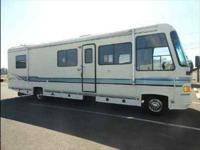 1996 Damon Intruder This Class A recreational vehicle