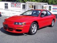 Options Included: N/A1996 Dodge Avenger FWD with