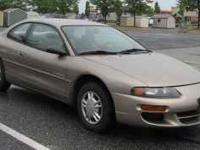 I am parting out a 1996 Dodge Avenger that was in a
