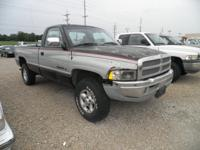Exterior Color: black, Body: Pickup Truck, Engine: 5.2