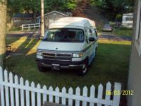 1996 Dodge Coach House Recreational Vehicle 318 cu,