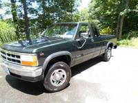 1996 Dodge Dakota 4x4 Well maintained...rebuilt