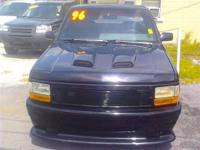 Options Included: Hood Release In Cab, Black Sport