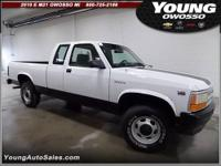 1996 Dodge Dakota Extended Cab Pickup Our Location is: