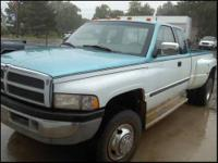 dodge 3500 dually one owner everything works even the