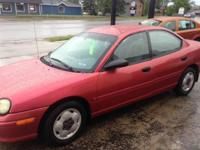 1996 Dodge Neon Highline   124,349 Milege