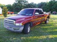 1996 Dodge Ram Extended cab truck. This truck has 312k