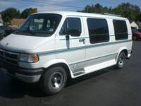 Options Included: N/A1996 DODGE RAM2500 CONVERSION VAN