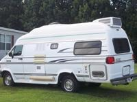 Recreational Vehicle runs out long-term storage, Senior