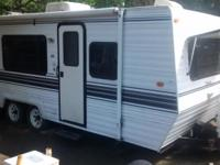 1996 Durchman Trailer Trailer Has a full bed (not a