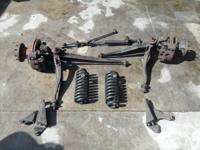 I have an entire front axle assembly from a 1996 Ford