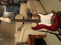 "For Sale: 1996 MIJ Fender Stratocaster ""Foto-Flame"""