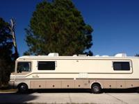 ,,1996 Fleetwood Bounder is very comfortable. We have