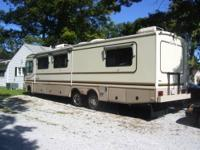 1996 Fleetwood Bounder Class A RV Bought from
